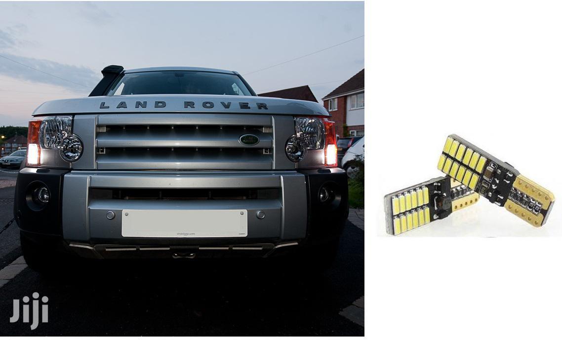 White 24SMD Parking Led Bulbs: For Landrover,Nissan,Toyota