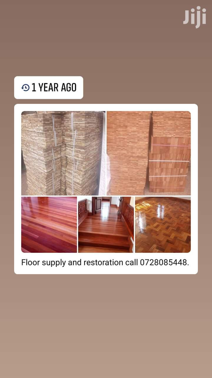 Wooden Materials | Building Materials for sale in Nairobi Central, Nairobi, Kenya