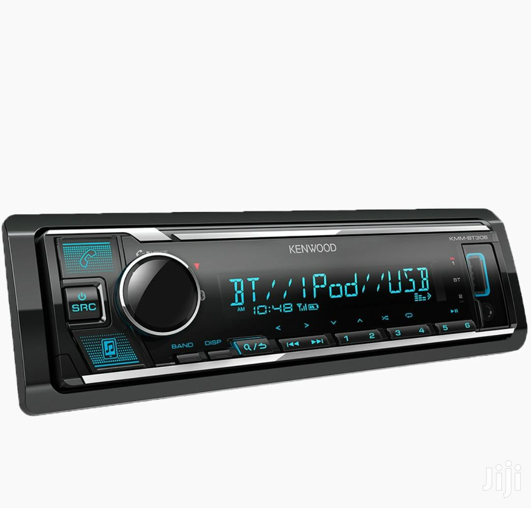 Kenwood KMM-BT306 Car Stereo Steering Wheel Button Bluetooth | Vehicle Parts & Accessories for sale in Nairobi Central, Nairobi, Kenya