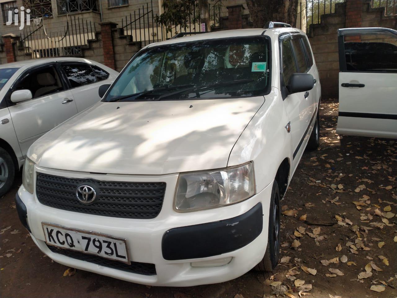 Toyota Succeed 2012 White   Cars for sale in Nairobi Central, Nairobi, Kenya