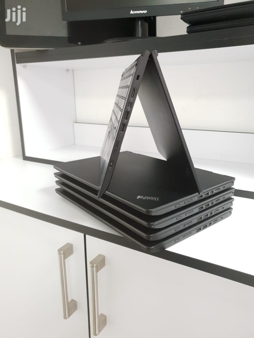 Laptop Lenovo ThinkPad Yoga 8GB Intel Core i5 SSD 256GB | Laptops & Computers for sale in Nairobi Central, Nairobi, Kenya