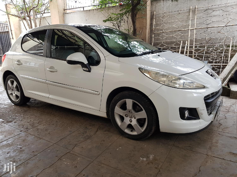 Peugeot 207 2011 1 6 Xs White In Karen