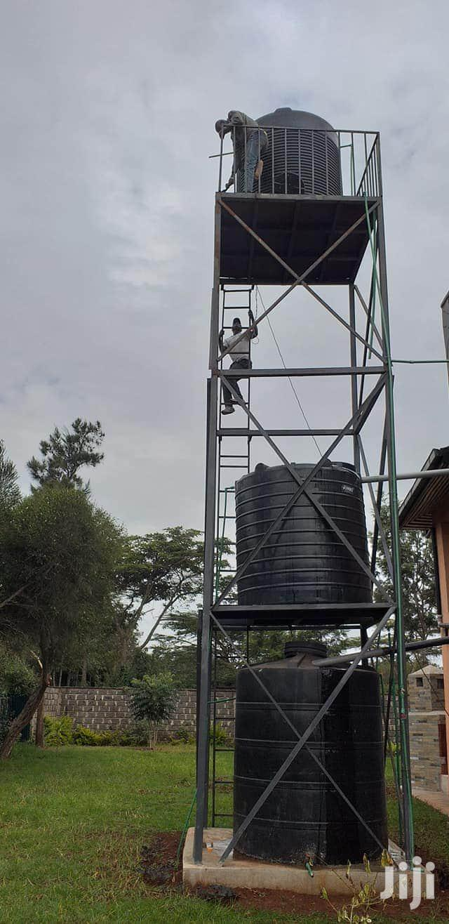 Steel Tank Tower High Capacity Water Supply | Other Repair & Construction Items for sale in Nairobi Central, Nairobi, Kenya