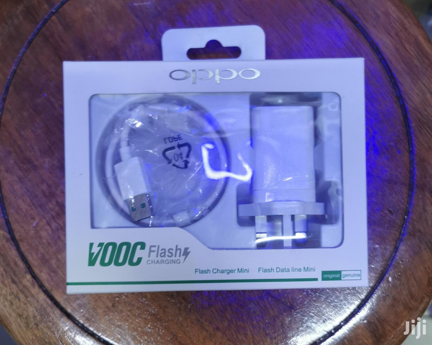 Oppo Original Charger | Accessories for Mobile Phones & Tablets for sale in Nairobi Central, Nairobi, Kenya