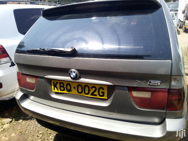 BMW X5 2005 Gray | Cars for sale in Nairobi Central, Nairobi, Kenya