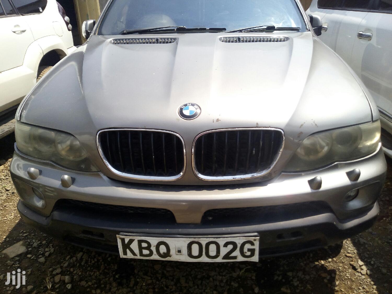 BMW X5 2005 Gray