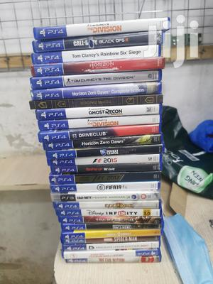 Used Ps4 Games COD