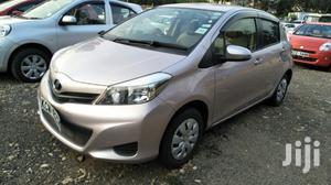 Toyota Vitz 2012 Pink