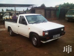 Nissan Pick-Up 1997 White