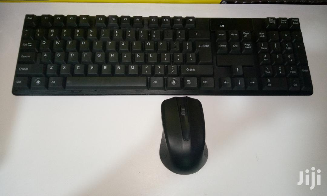 Good Quality Keyboard With Mouse Available