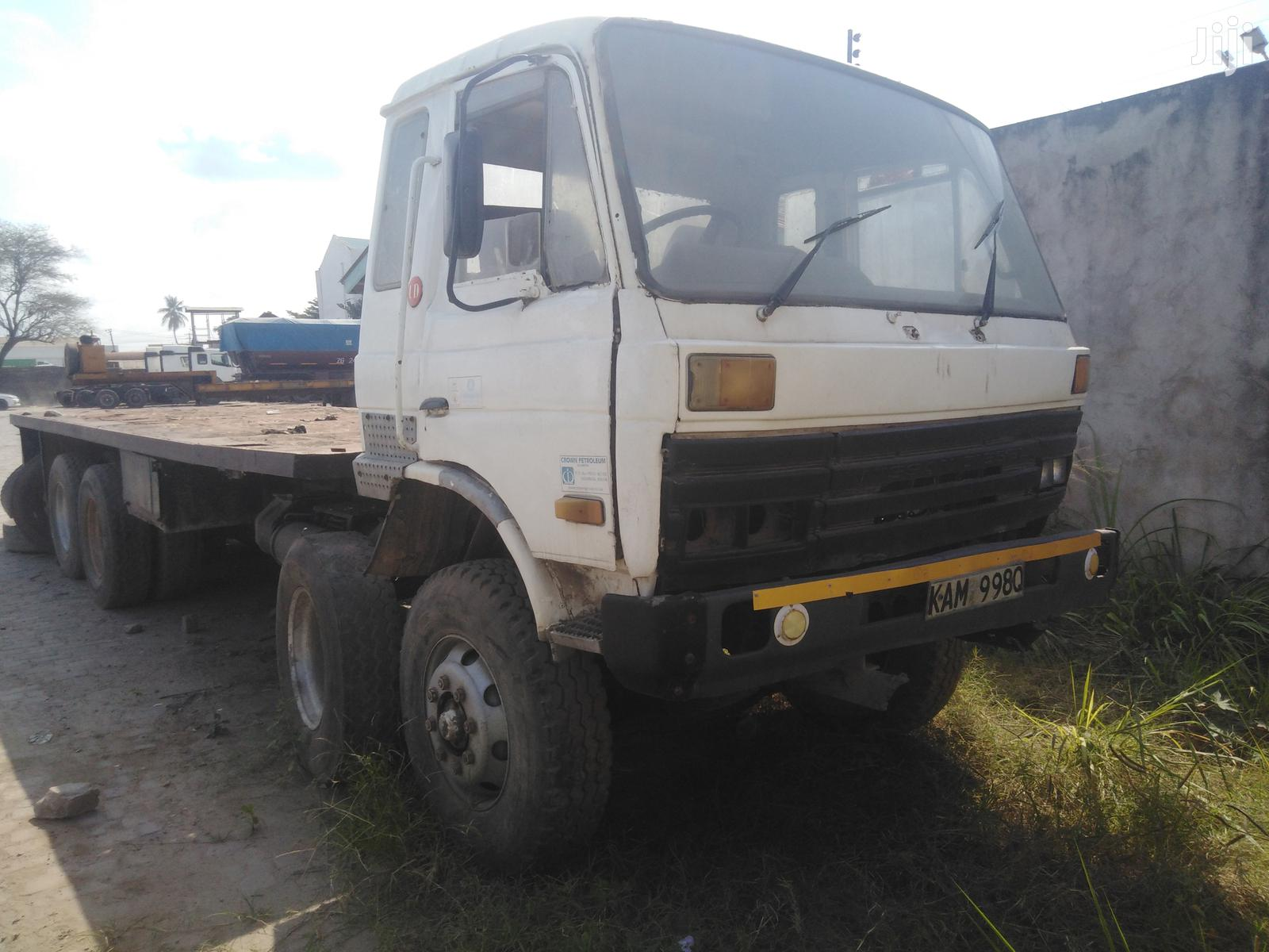 Nissan Diesel Ud Local Assembly Cmc