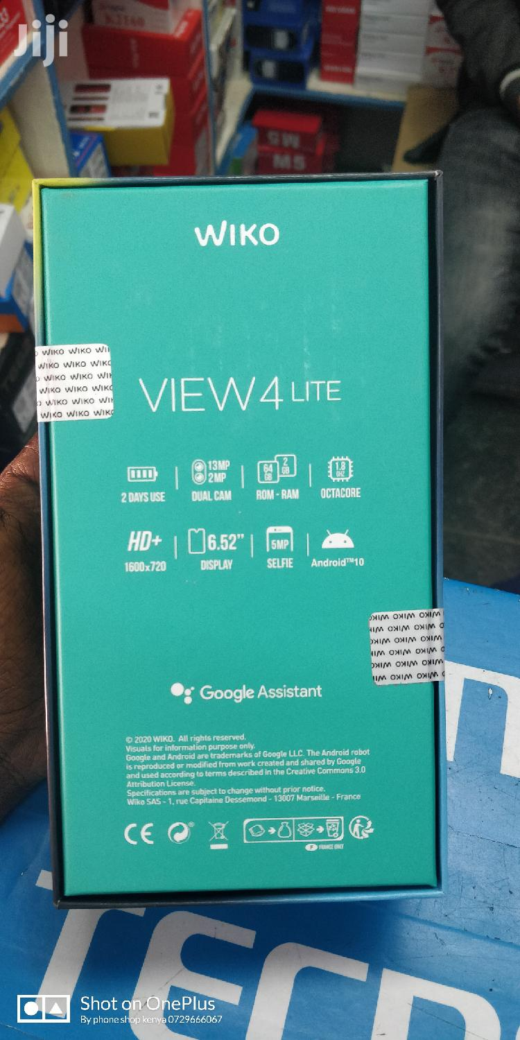 Archive: New Wiko View 32 GB Black