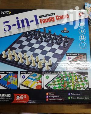 5 In 1 Family Game   Books & Games for sale in Nairobi, Nairobi Central