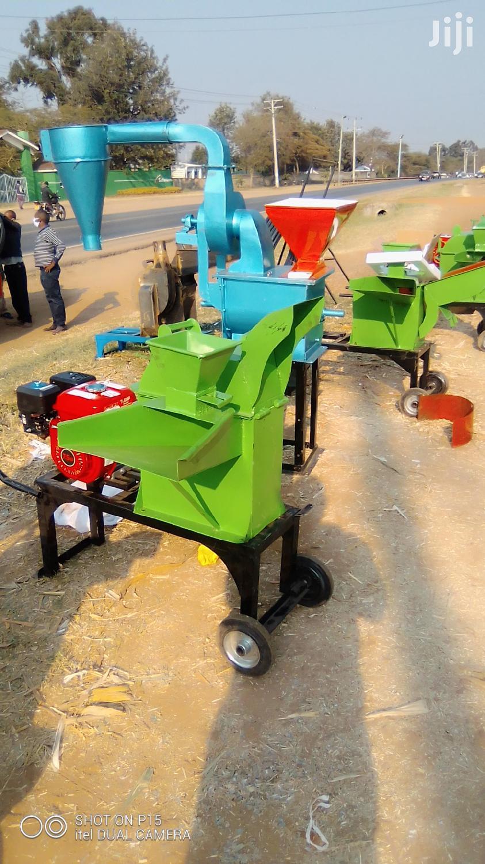 Chaff Cutter/ Grass Cutter/ Chopping And Grinding Machine