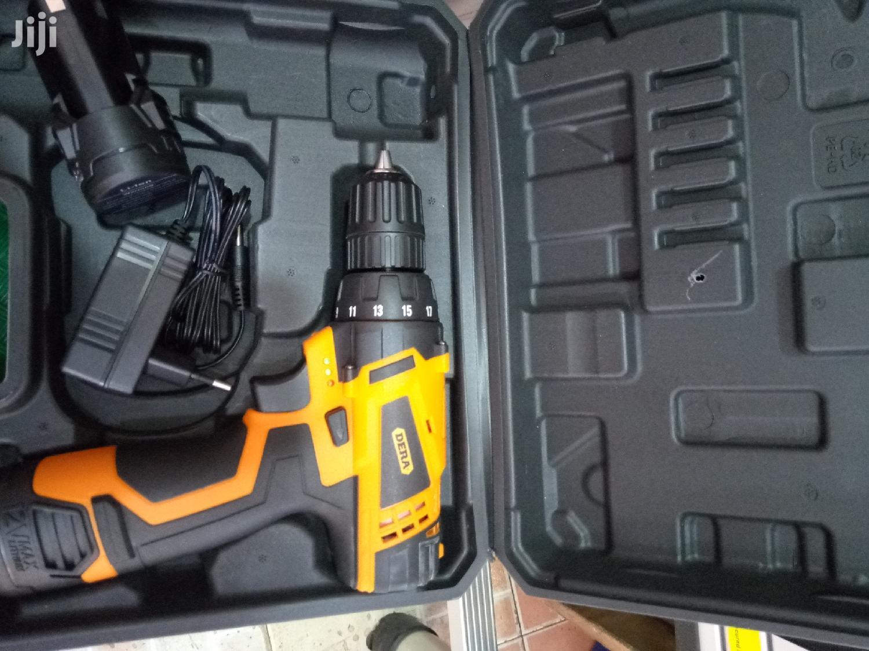 Dera Cordless Drill | Electrical Tools for sale in Nairobi Central, Nairobi, Kenya
