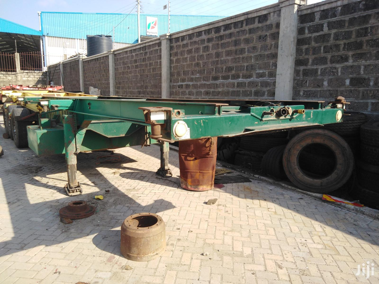Supersingo Trailer ZE In Good Running Condition Condition | Trucks & Trailers for sale in Changamwe, Mombasa, Kenya