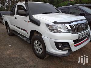 New Toyota Hilux 2012 White