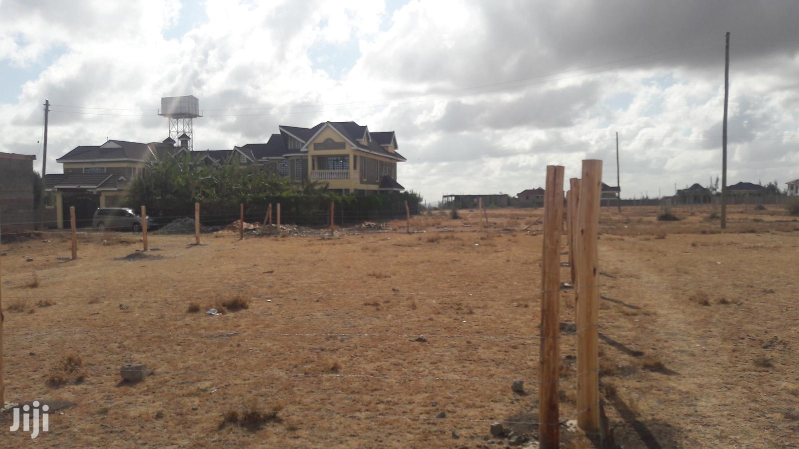 1/4 Acre Plot - Police Sacco Gardens (Phase II) Kitengela