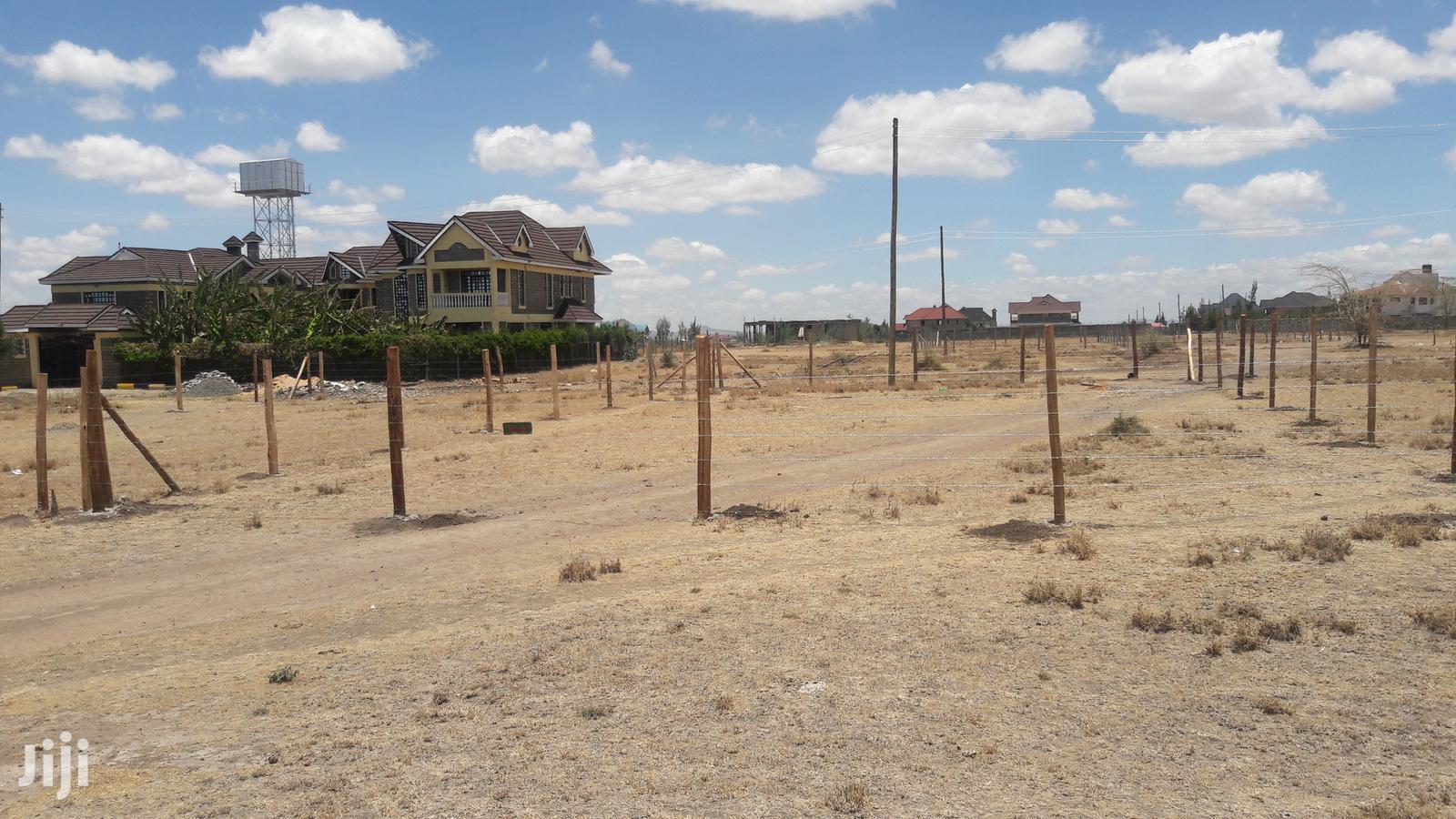 1/4 Acre Plot - Police Sacco Gardens (Phase II) Kitengela | Land & Plots For Sale for sale in Kitengela, Kajiado, Kenya
