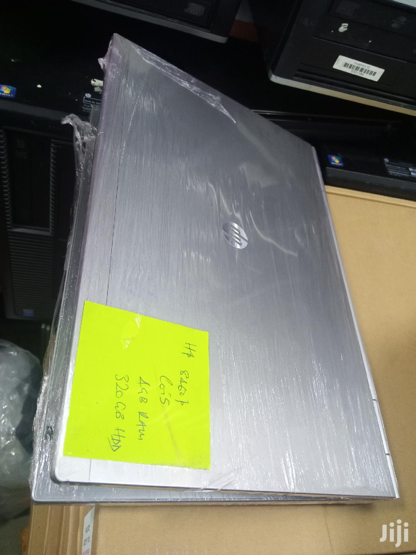 Laptop HP EliteBook 8460P 4GB Intel Core i5 HDD 320GB