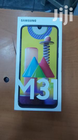 New Samsung Galaxy M31 128 GB Blue