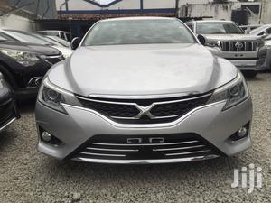 Toyota Mark X 2013 Silver | Cars for sale in Mvita, Majengo