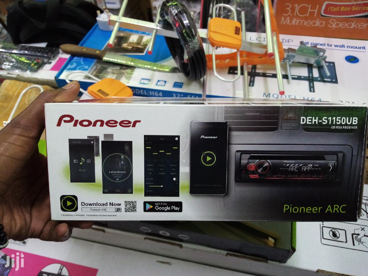Pioneer Car Player (Radio, Compact Disk, USB, AUX ) | Vehicle Parts & Accessories for sale in Nakuru East, Nakuru, Kenya