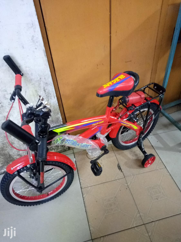 Elegant Kid's Bike