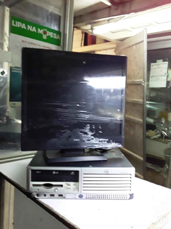 Desktop Computer HP 1GB Intel HDD 60GB | Laptops & Computers for sale in Nairobi Central, Nairobi, Kenya