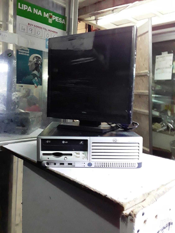 Desktop Computer HP 1GB Intel HDD 60GB