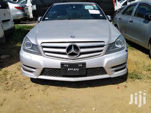 Mercedes-Benz C200 2013 Silver | Cars for sale in Mombasa, Mvita