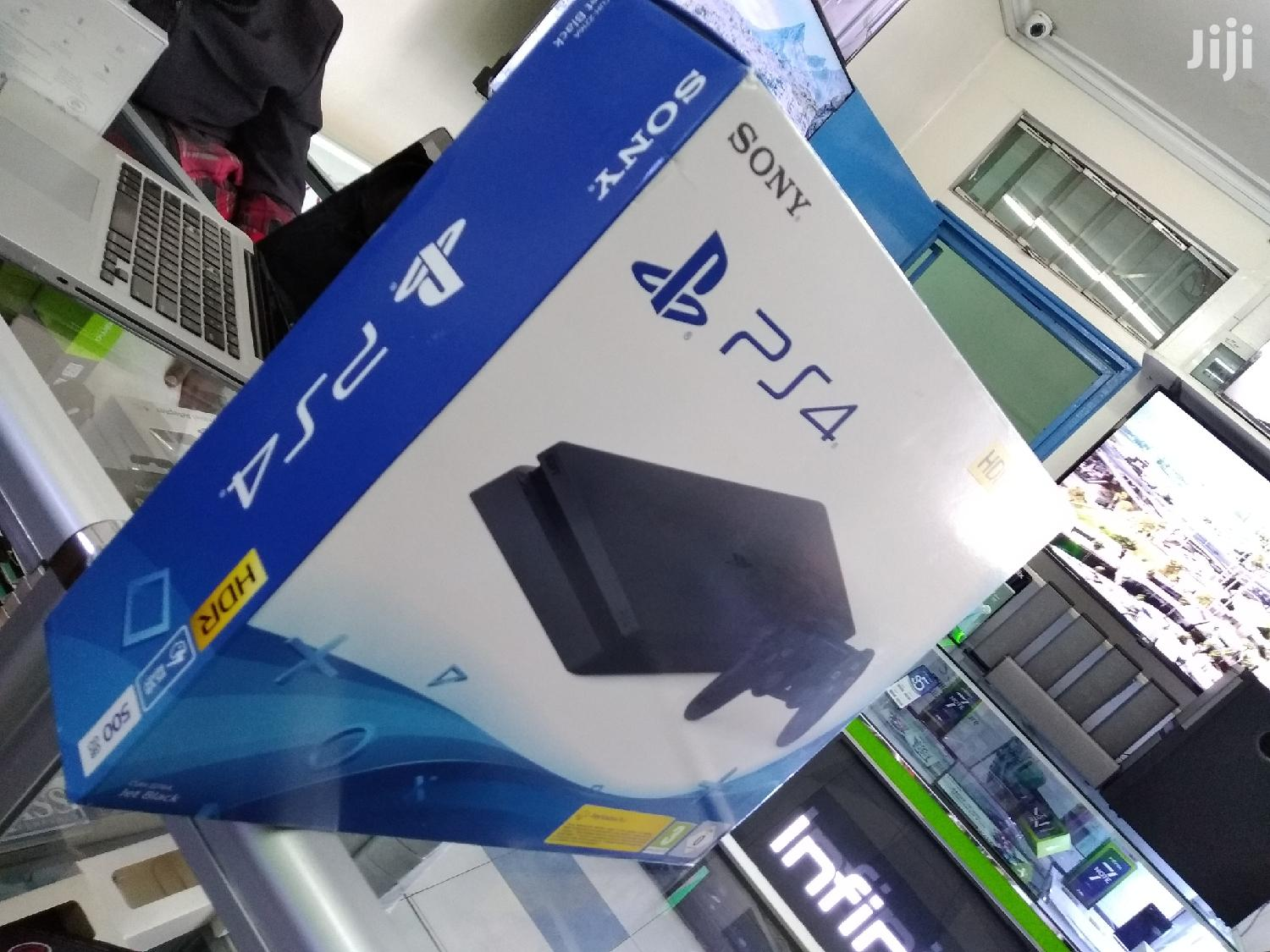 Archive: PS4 500GB Video Game Comsole Brand New And Sealed In A Shop