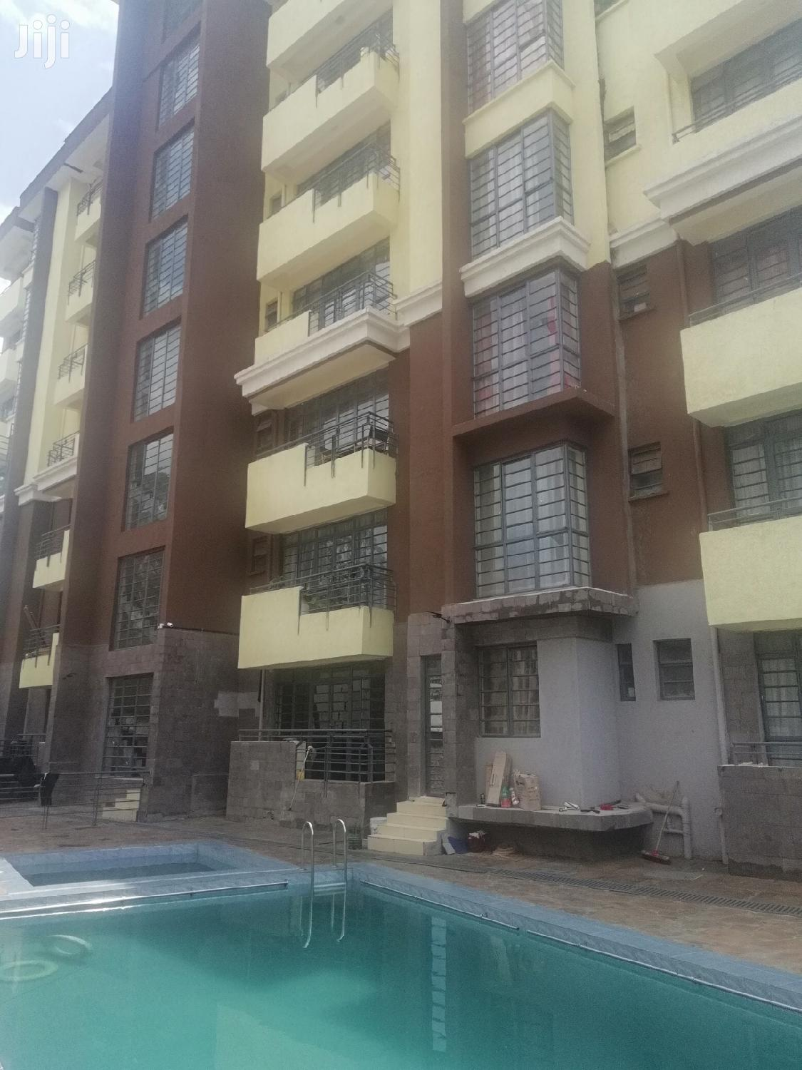 Studio Apartment With Nice Kitchen ,Pool, Lift A