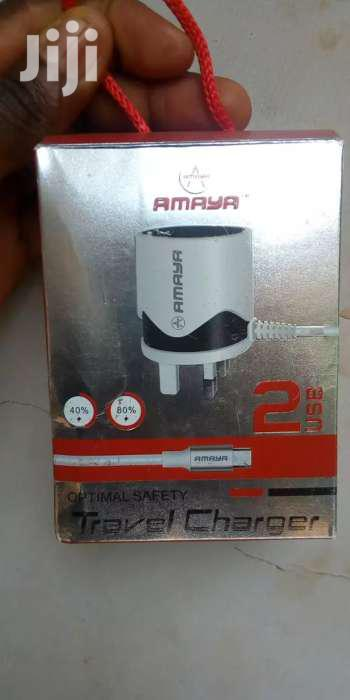 Amaya Faster Charger | Accessories for Mobile Phones & Tablets for sale in Kisii Central, Kisii, Kenya
