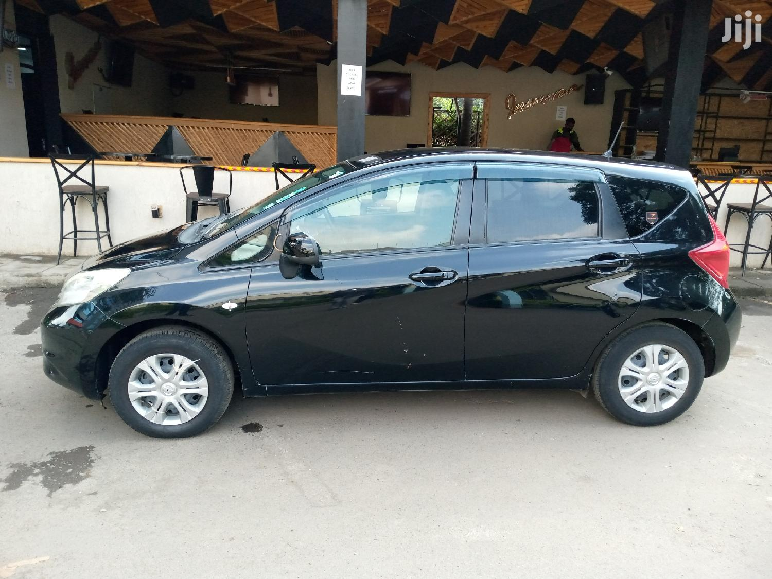 Nissan Note 2013 Black