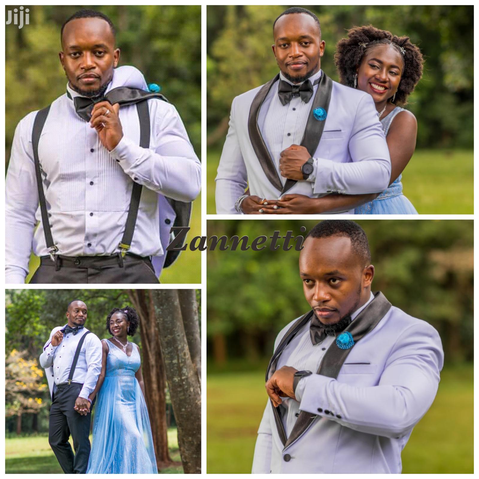 White Men'S Tuxedo Suit   Wedding Wear & Accessories for sale in Nairobi Central, Nairobi, Kenya