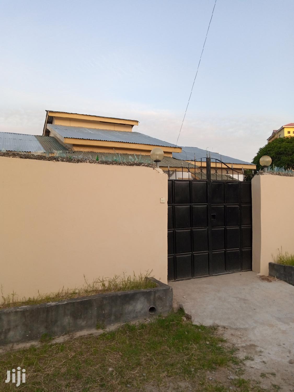 Four Bedroom Bungalow To Let In Kiembeni Blue Estate.