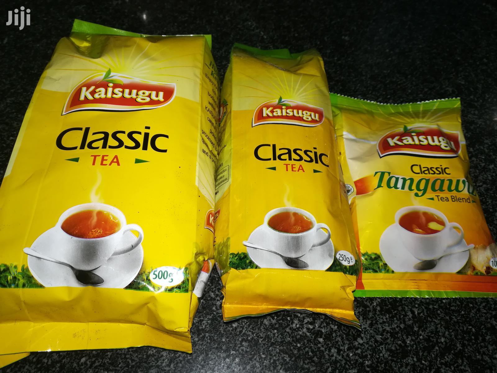 Archive: Kaisugu Tea Leaves,Green Tea And Instant Black Tea