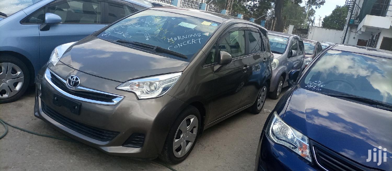 Toyota Ractis 2014 Gray | Cars for sale in Mvita, Mombasa, Kenya