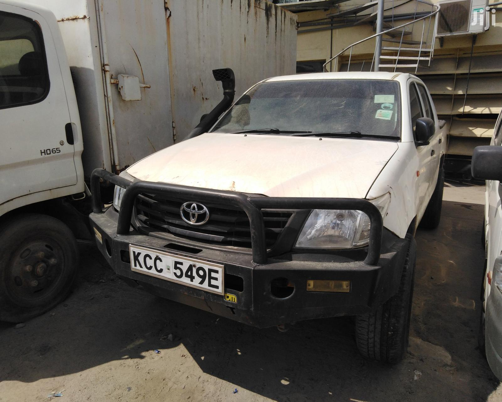 Clean Double Cabin Pickup Truck | Trucks & Trailers for sale in Changamwe, Mombasa, Kenya