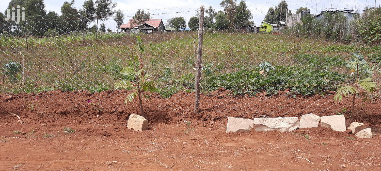 1/2 an Acre Kikuyu Kamangu Kiambu County