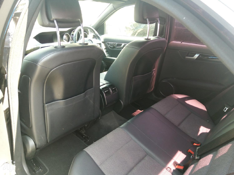 Mercedes-Benz C200 2013 Black   Cars for sale in Shimanzi/Ganjoni, Mombasa, Kenya