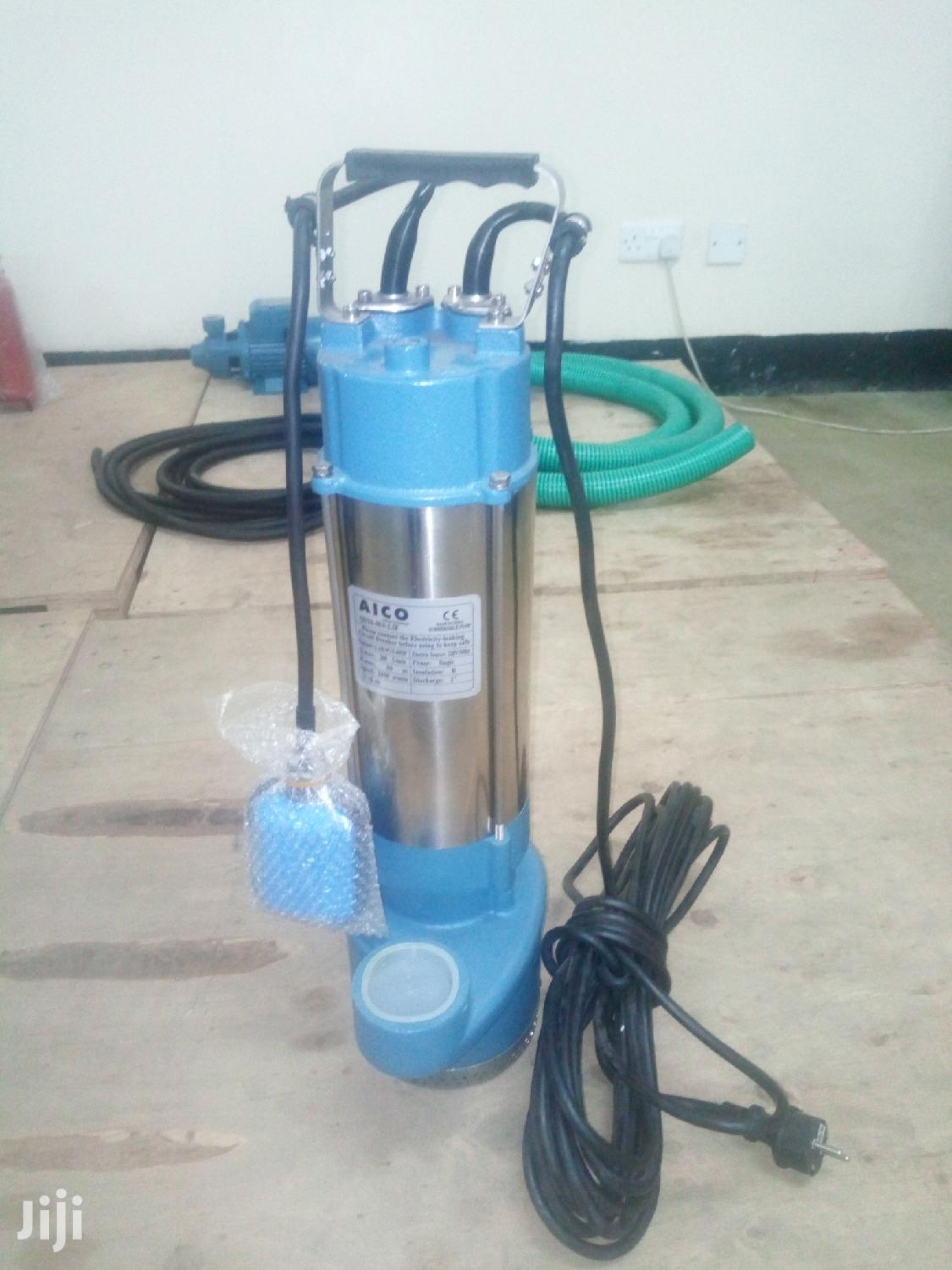 Brand New Electric Submersible Water Pump