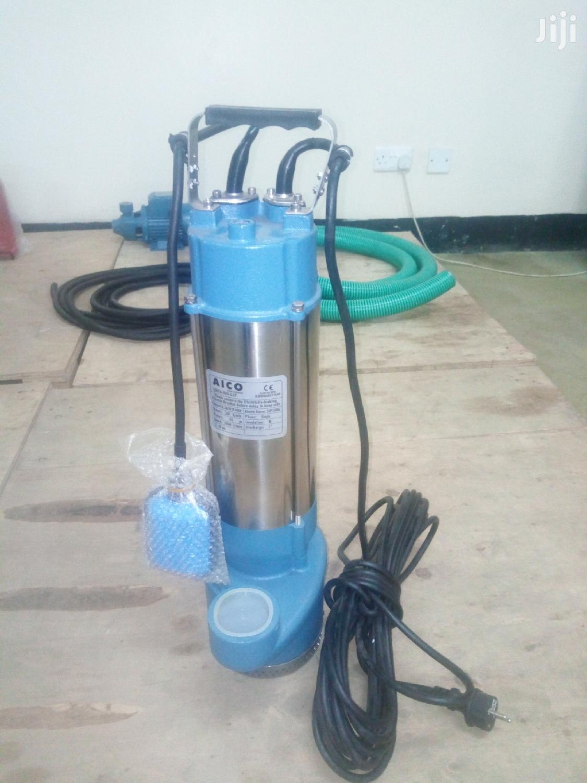 Brand New Electric Submersible Water Pump | Plumbing & Water Supply for sale in Muthaiga, Nairobi, Kenya