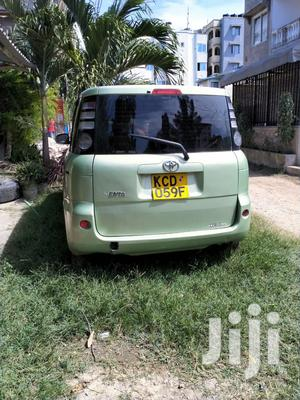 Toyota Sienta 2005 Green | Cars for sale in Mombasa, Kisauni