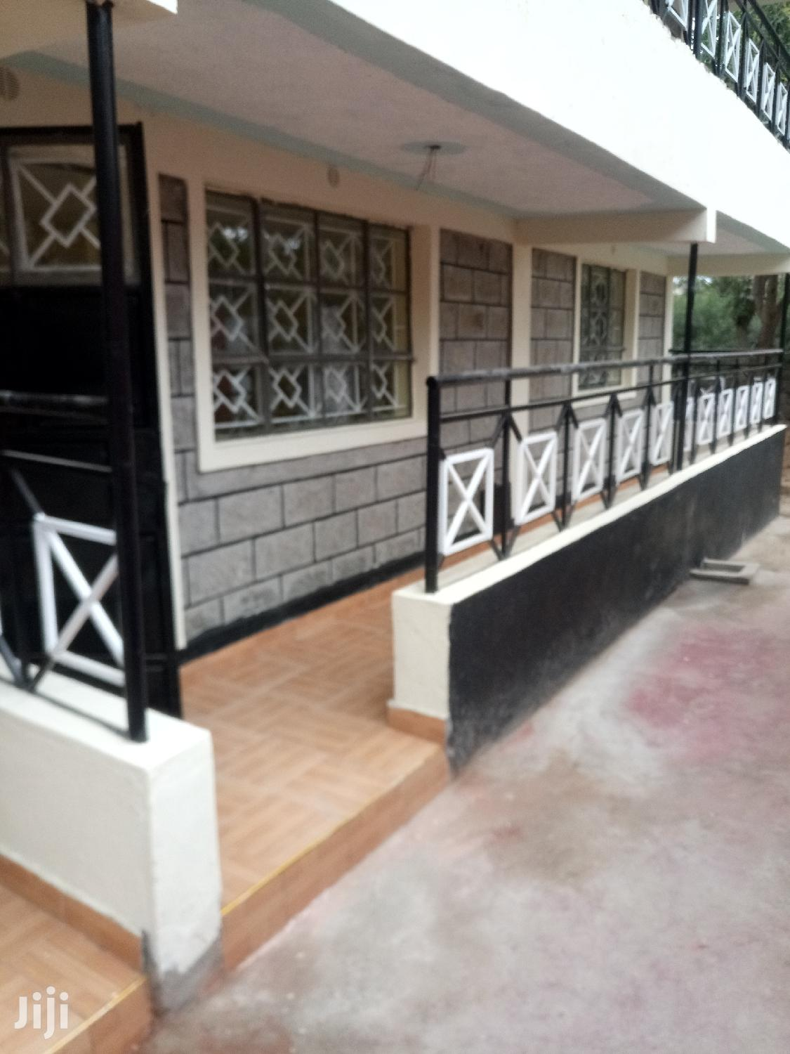 New 2 Bedroom House In A Compound Of 5 Tenants