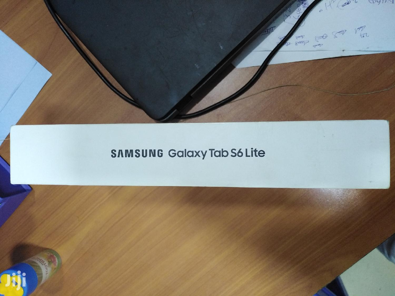 Archive: New Samsung Galaxy Tab S6 Lite 64 GB Black