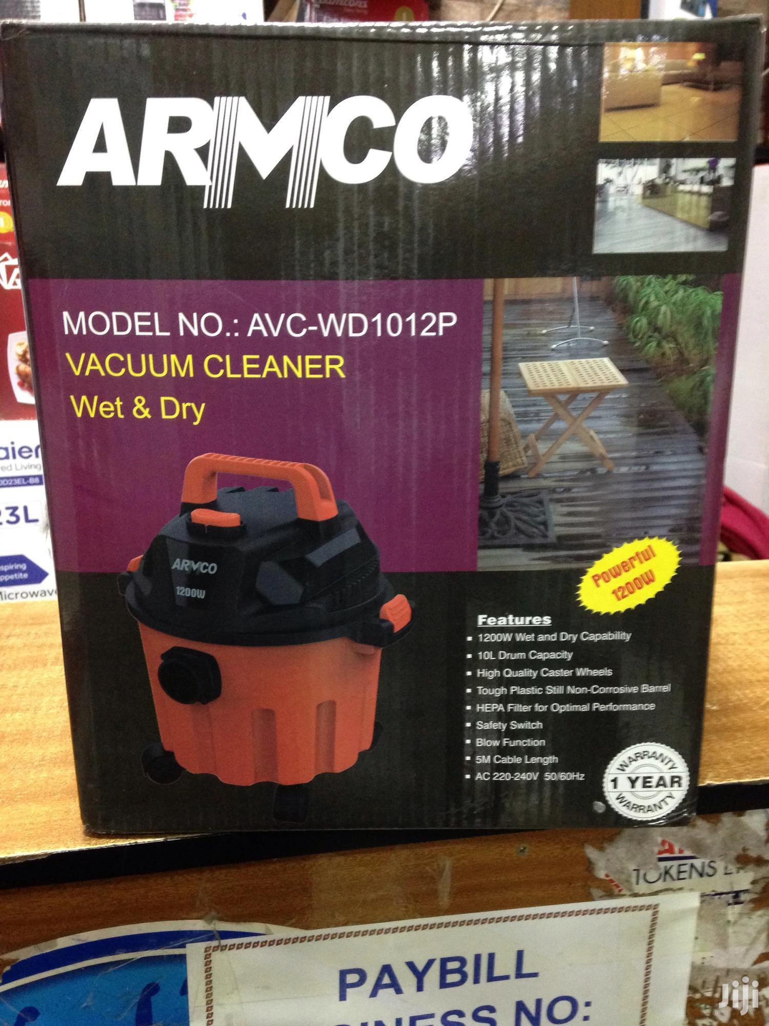 Armco Wet And Dry Vacuum Cleaner