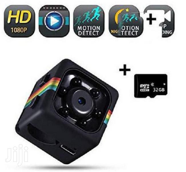 Spy Camera Wireless Hidden Camera With Audio, Mini Hidden Sp