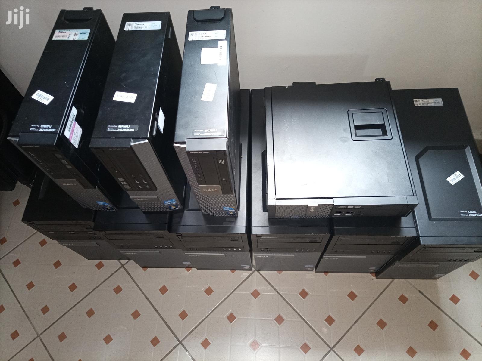 Desktop Computer Dell 4GB Intel Core i7 HDD 500GB   Laptops & Computers for sale in Nairobi Central, Nairobi, Kenya